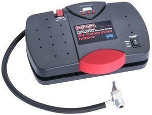 Craftsman 12V Portable Inflator w/ Digital Tire Pressure Gauge 12V air compressor