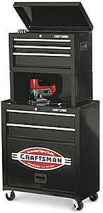 Craftsman 5 Drawer Homeowner Tool Center with Riser