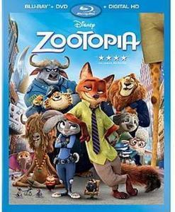 Zootopia (Blu-ray / DVD / Digital HD)