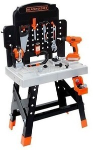 Black & Decker Power Tool Workshop Black+Decker Workbench