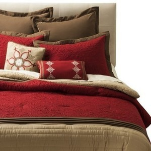 Kingston Matelasse 8-Pc Bedding Set