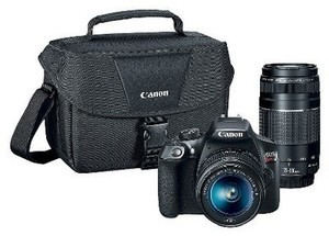 Canon T6 DSLR Bundle