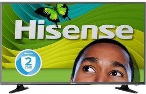 """Hisense 40H3E 40"""" 1080p 60Hz LED HDTV"""
