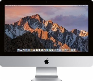 "Apple 21.5"" iMac Intel Core i5 8GB Memory 1TB Hard Drive"