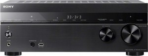 Sony 1015W 7.2-Ch. 4K Ultra HD and 3D Pass-Through A/V Home Theater Receiver - Black