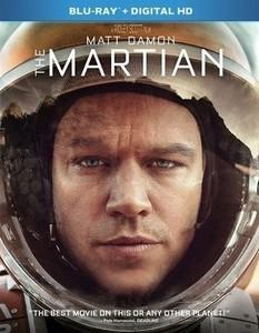 The Martian [Blu-ray/Digital Copy]
