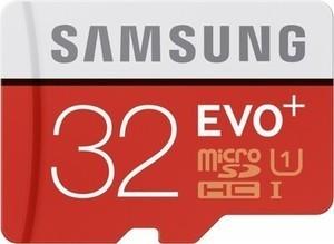 Samsung EVO 32GB microSDHC Class 10 UHS-1 Memory Card