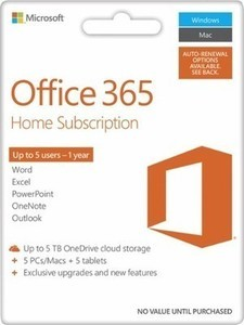 Office 365 Home 2016