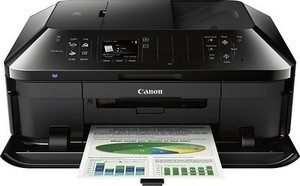 Canon PIXMA MX922 Network-Ready Wireless All-In-One Printer