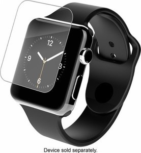 ZAGG HD Clear Shield Screen Protector for Apple Watch
