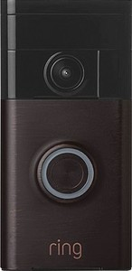 Ring - Wi-Fi Smart Video Doorbell