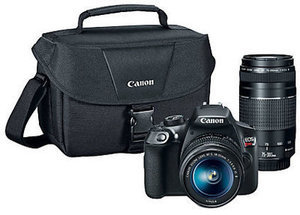 Canon EOS Rebel T6 Bundle + $50 Gift Card
