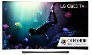 "LG 65"" Curved 4K Ultra HD 3D HDR webOS OLED Smart TV"