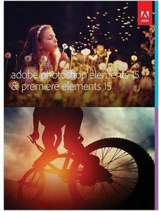 Adobe Photoshop Elements 15 & Premiere Elements 15 for Windows & Mac - Download After Coupon BFFLYER07