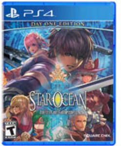 Star Ocean: Integrity and Faithlessness (PS4)
