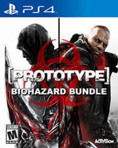 Prototype: Biohazard Bundle PS4