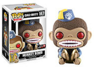 POP! Video Games: Call of Duty Monkey Bomb