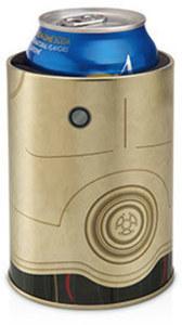 Star Wars C-3PO Metal Can Cooler
