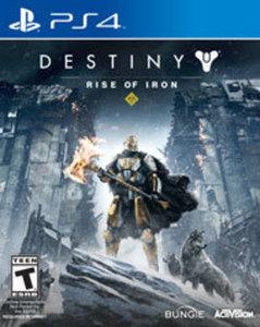 Destiny: Rise of Iron (PS4)
