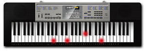 Casio LK-175 Lighted 61 Full Size Key Keyboard with EFX