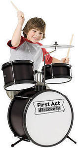 First Act Discovery Junior Drum Set