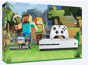 Minecraft Favorites 500GB Bundle for Xbox One S
