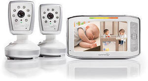Summer Infant Side By Side Video Baby Monitor with 2 Cameras