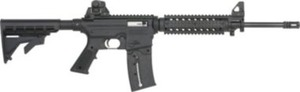 Mossberg 715T Tactical Semiautomatic Rimfire Rifles
