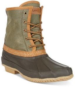 Men's Collins Waterproof Duck Boots