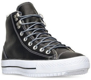 Men's Chuck Taylor All Star City Hiker High-Top Casual Sneakers by Finish Line