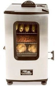 Masterbuilt Digital Smoker with Window, Electric, 30-In. 30 Inch Digital Electric Smoker