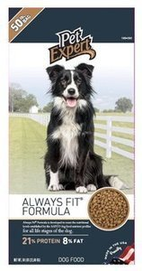 Pet Expert Dry Dog Food, 50-Lbs.