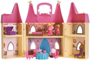 Peppa Pig Princess Peppa' s Castle Playset