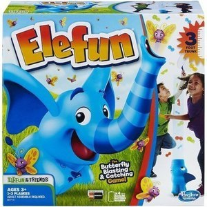 Elefun the Butterfly Blasting and Catching Game