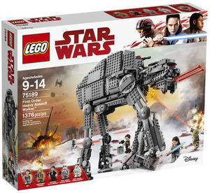 LEGO Star Wars Order Heavy Assault Walker