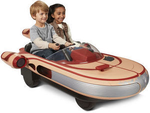 Luke Skywalker's Landspeeder 12-Volt Ride-On