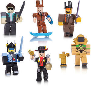 Roblox Legends of Roblox Action Figure Pack