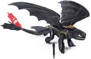 Dream Works Dragons Barrel Roll Toothless