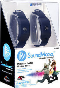 Cra-Z-Art SoundMoovz Musical Bandz