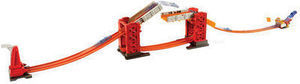 Hot Wheels Track Builder Troll Bridge Challenge Playset