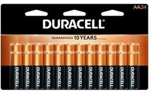 All Duracell Batteries