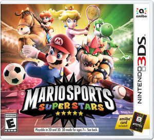 Mario Sports Superstars Nintendo 3DS