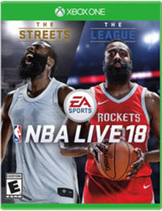 NBA live 18 Xbox One
