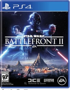 Star Wars Battlefront II for Sony PS4