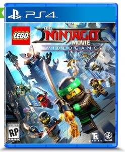 The LEGO Ninjago Movie Videogame for Sony PS4