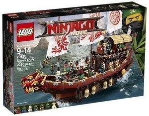 LEGO Ninjago Destiny' s Bounty