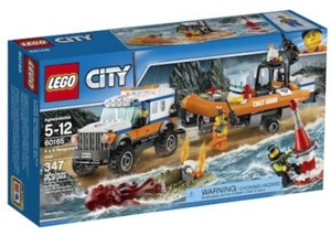 Lego City 4x4 Response Unit