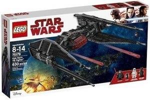 LEGO Star Wars Kylo Ren' s TIE Fighter