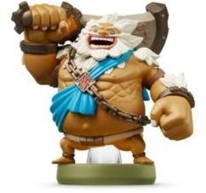 Nintendo DarukGoron Champion: Breath of the Wild Amiibo Figure