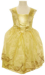 Disney Beauty and the Beast Live Action Belle Deluxe Dress